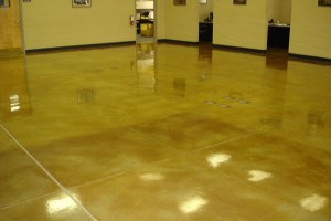 Polished Concrete, Dyed Fort Myers Fl
