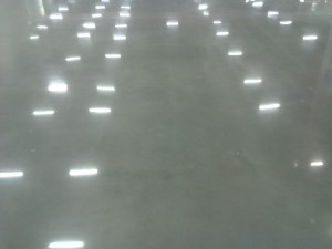 Commercial Polished concrete Ft Myers