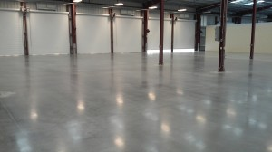Industrial Polished Concrete Fort Myers